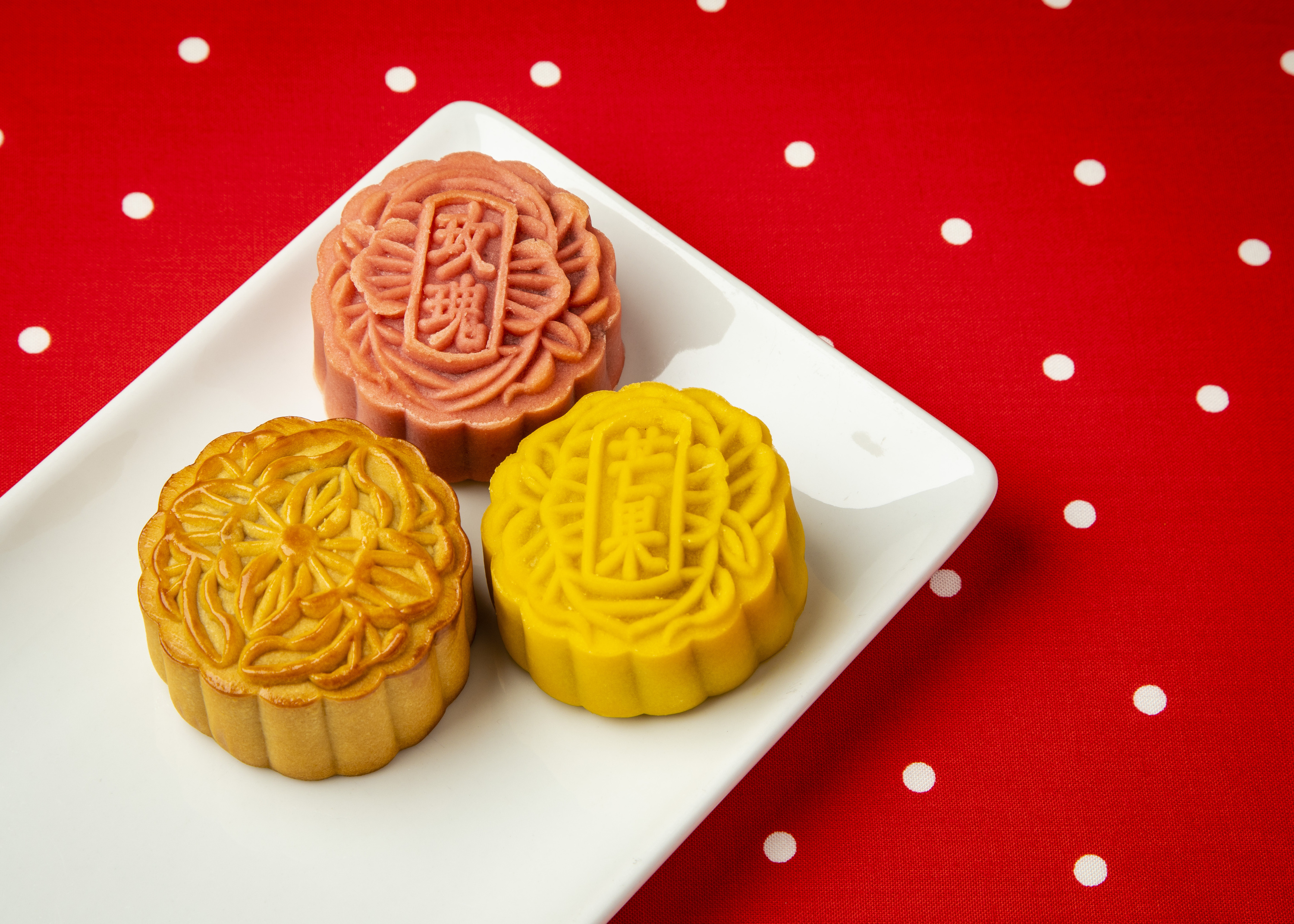 Mooncakes at Wonderful Patisserie
