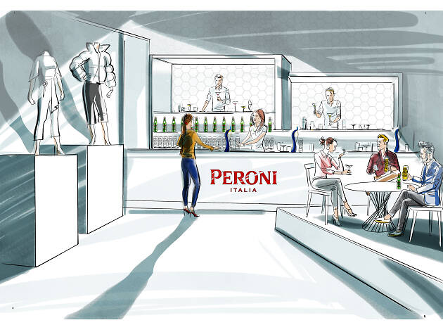 The House of Peroni