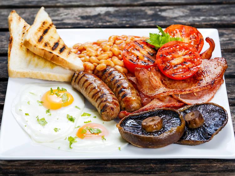 9 great breakfast spots in Glasgow