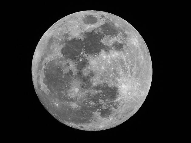 The biggest supermoon of the year is happening next week