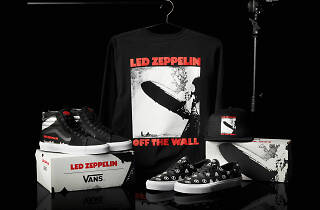 Led Zeppelin x Vans