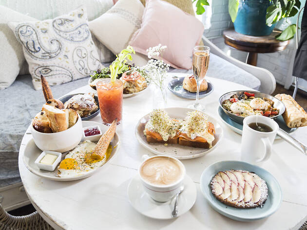 The 31 best brunch restaurants in Chicago