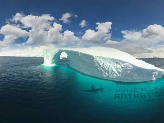 Viaje a la Antártida - Espacio VR