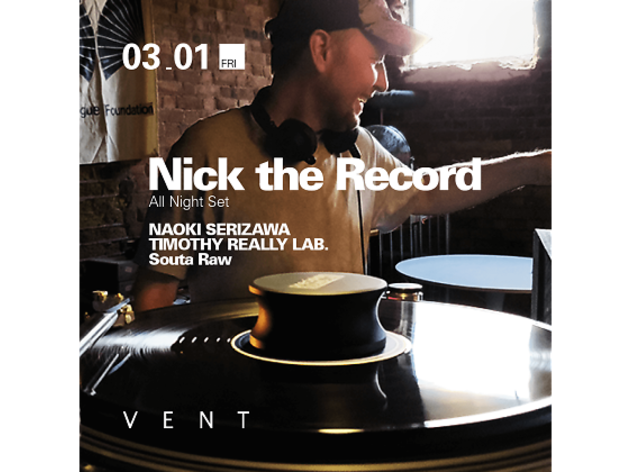 Nick the Record All Night Set