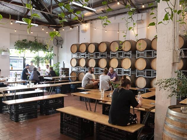Noisy Ritual winery and wine bar