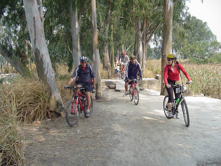Mountain Biking Asia