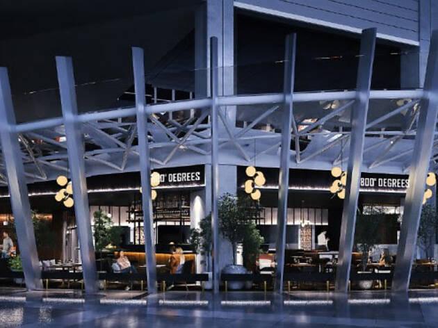 800°ディグリーズ 東京国際フォーラム店