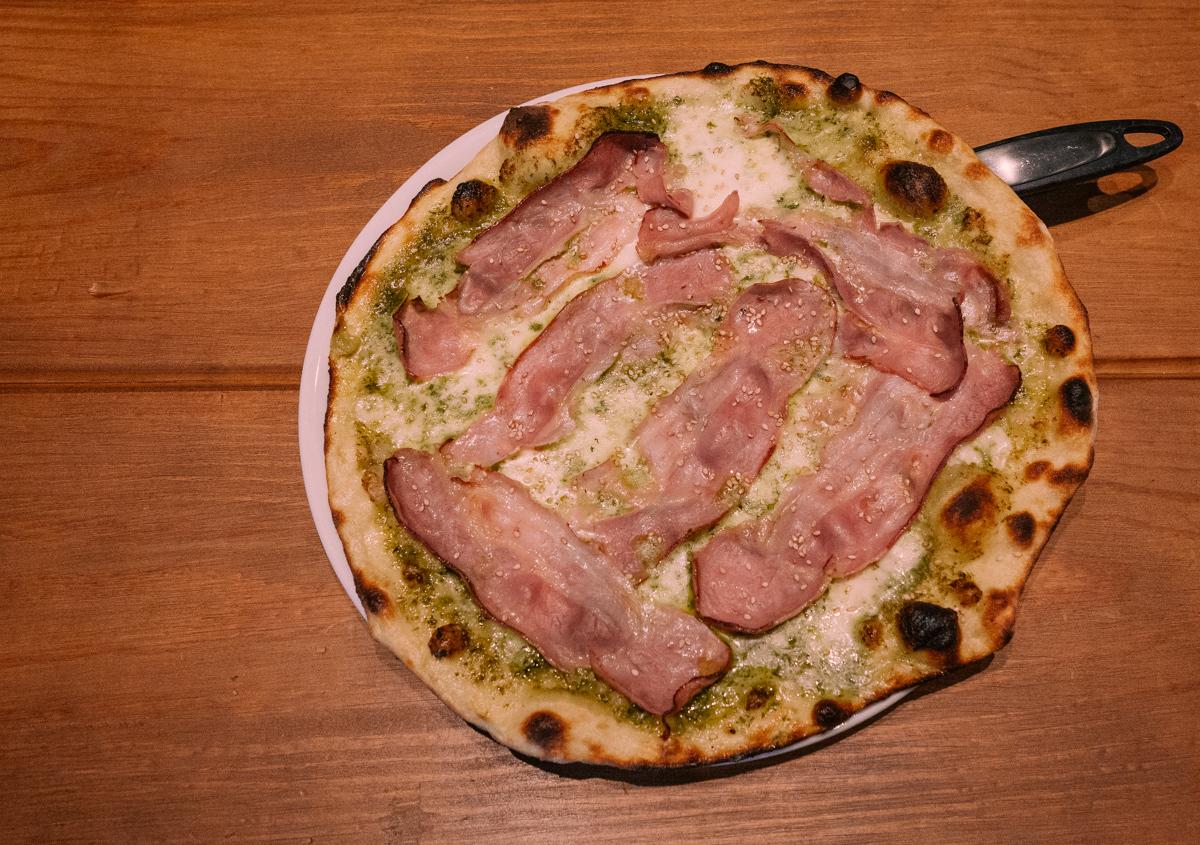 ¡Te invitamos a una pizza!