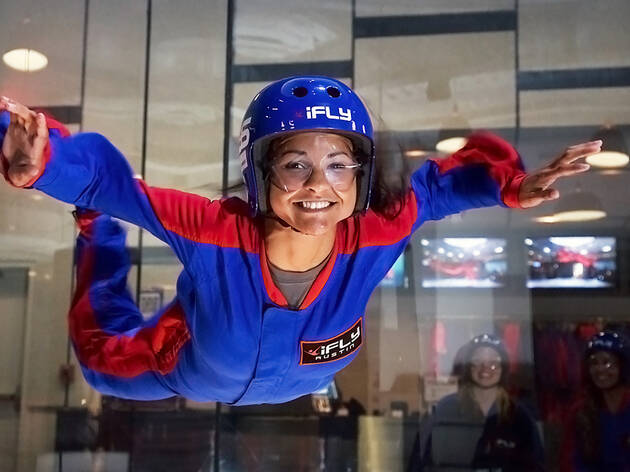 Win a Manchester getaway for two and lighten up with an iFly experience