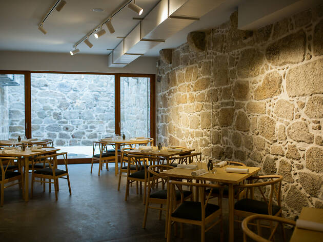 Restaurante, Elemento, Cozinha de Autor