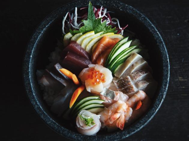 Workshop de sushi