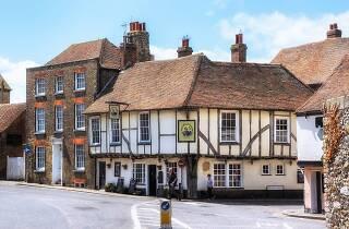 Sandwich in Kent, England