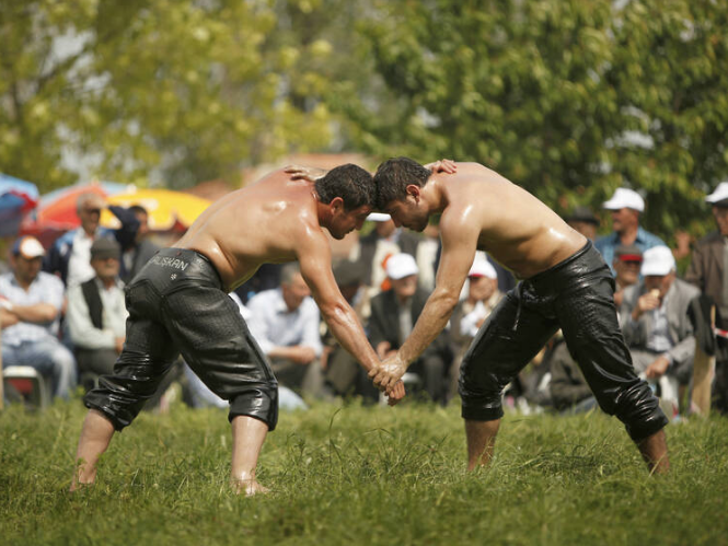 Kirkpinar Oil Wrestling Championship