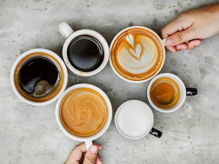 Três sítios para beber café de especialidade