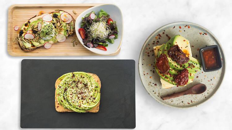 Los mejores avocado toast de la CDMX