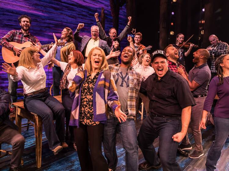 'Come from Away' review