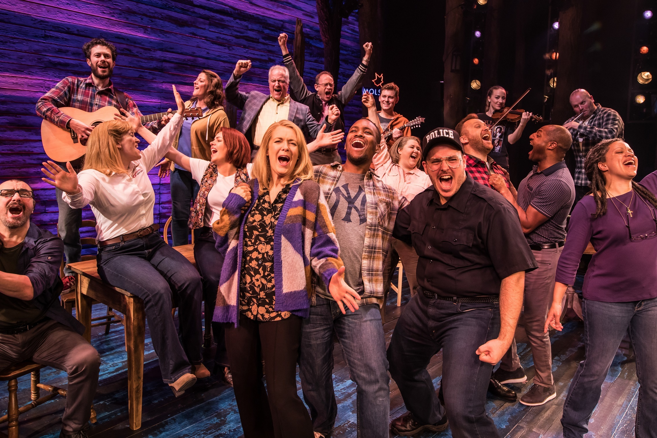 Come from Away, West End 2019