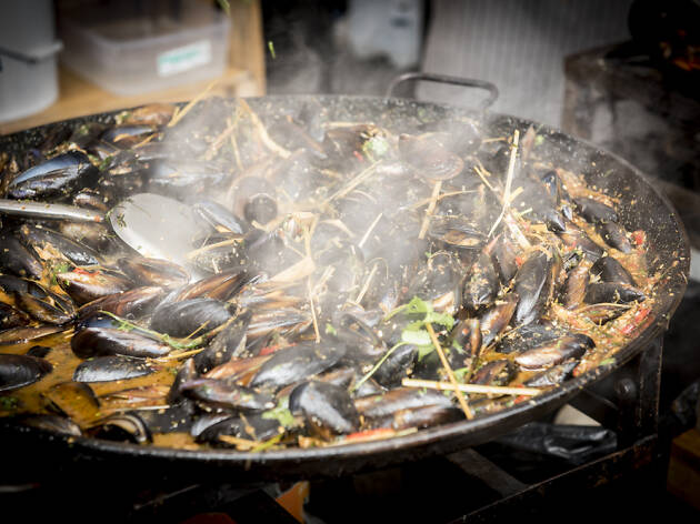 Port Phillip Mussel and Jazz Festival