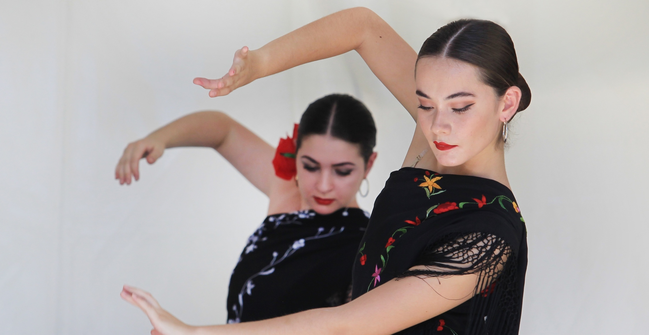 Women dancing at Carnival of Cultures