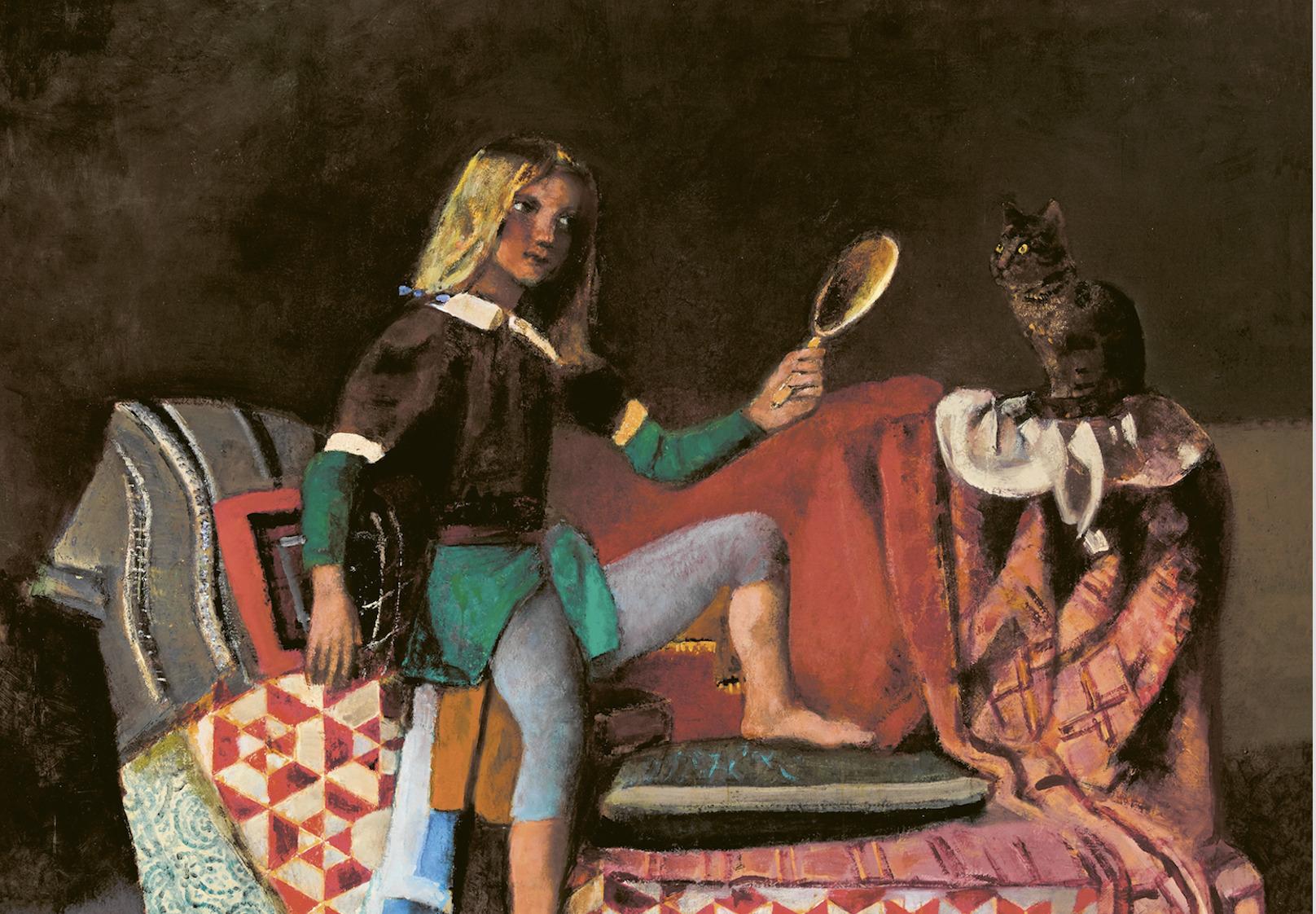 5 cuadros de la exposición de Balthus que nos han encantado