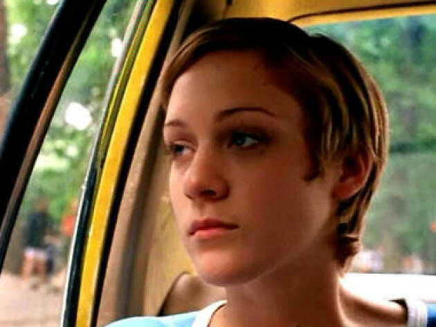 Chloe Sevigny in Larry Clark's film 'Kids'