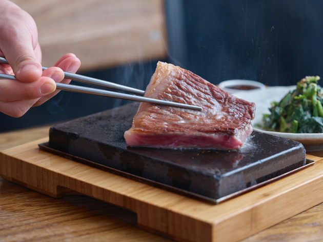 Win an A5 Japanese wagyu steak every month for a year from Hot Stone