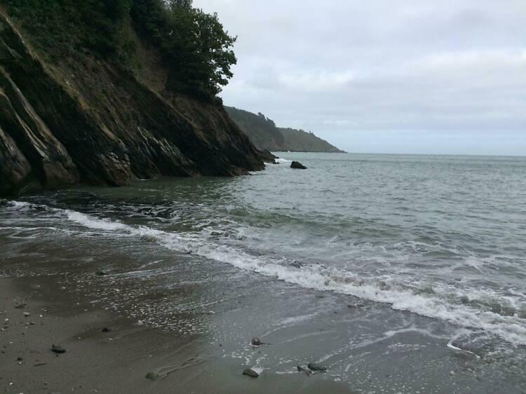 Sugary Cove, Dartmouth