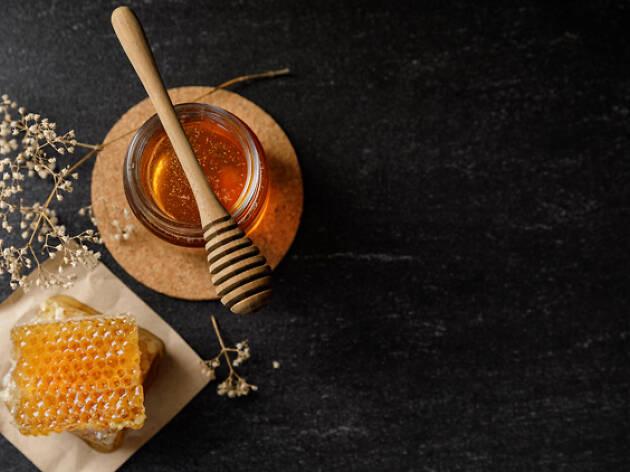 London's first honey bar