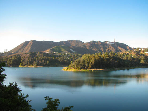 Hollywood Reservoir