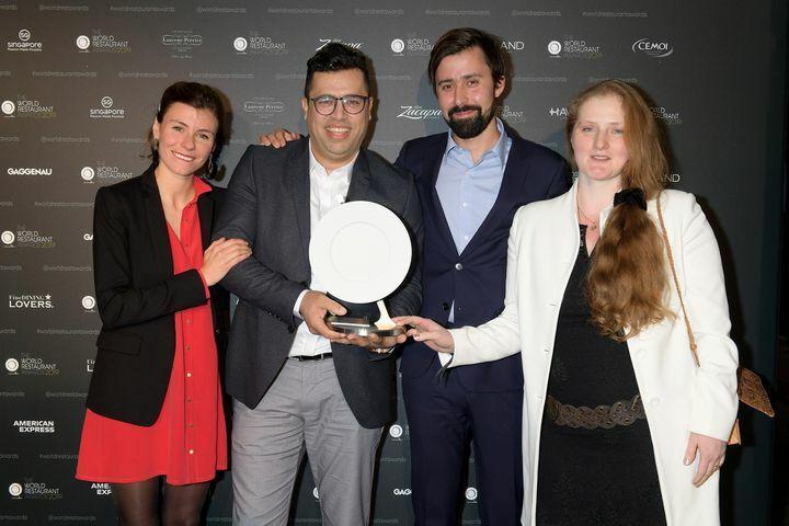 Le Refugee Food Festival élu meilleur évènement de l'année aux World Restaurant Awards 2019