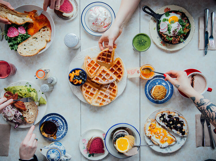 Here's where the best brunch in Montreal is at