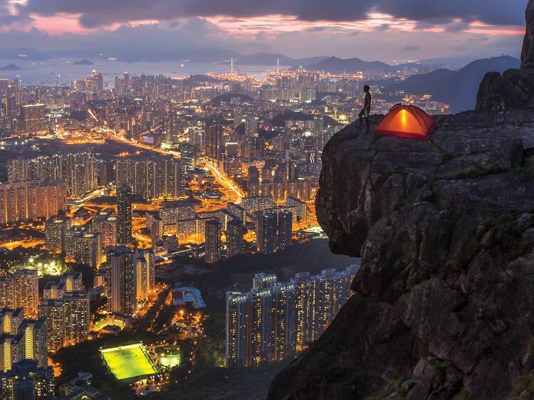 5 best night hikes in Hong Kong
