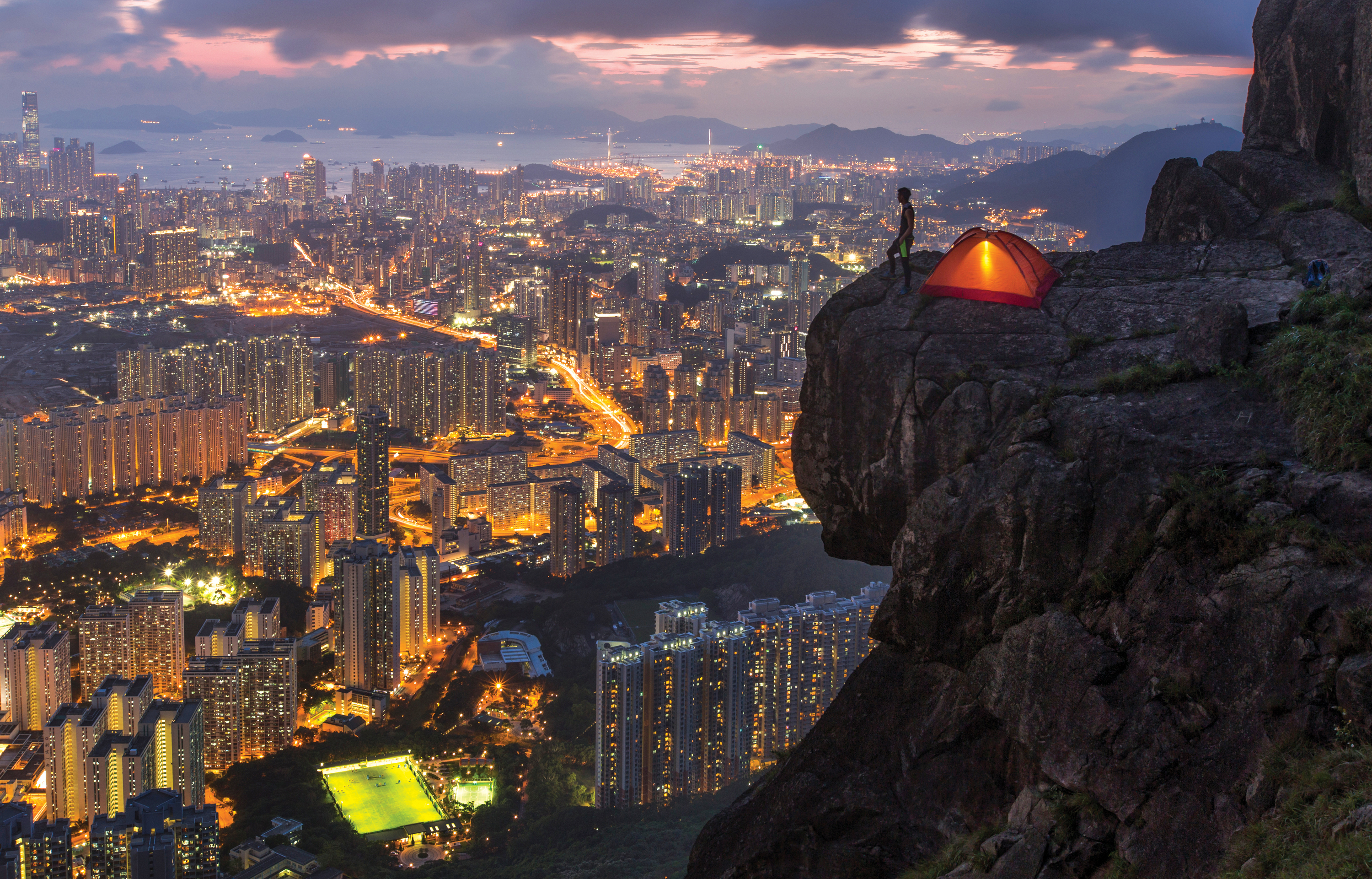 5 best night hikes in Hong Kong