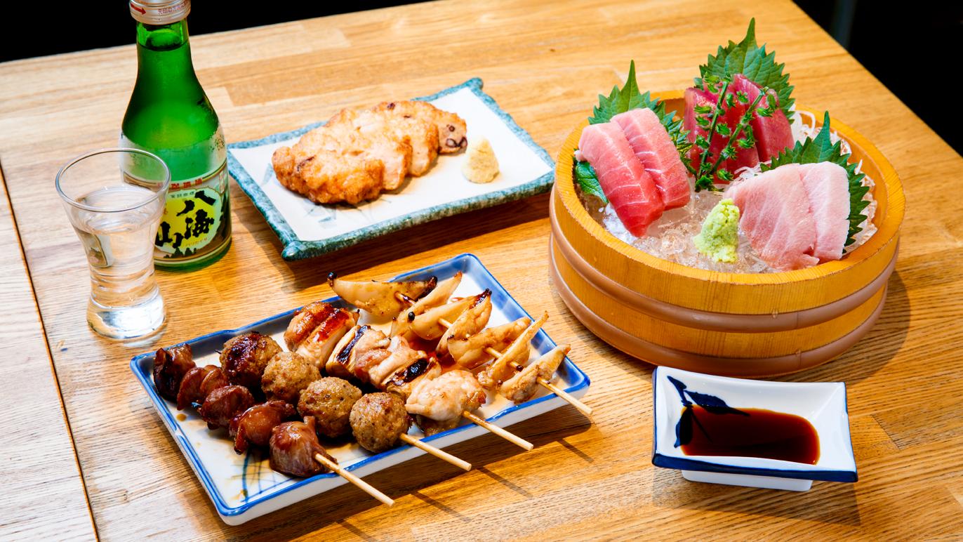 Best izakaya in Tokyo