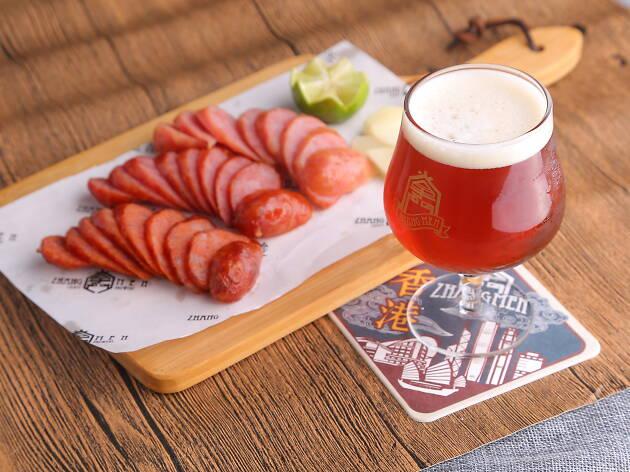 Zhang Men Brewing Company