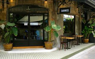 Sarnies Bangkok Charoenkrung