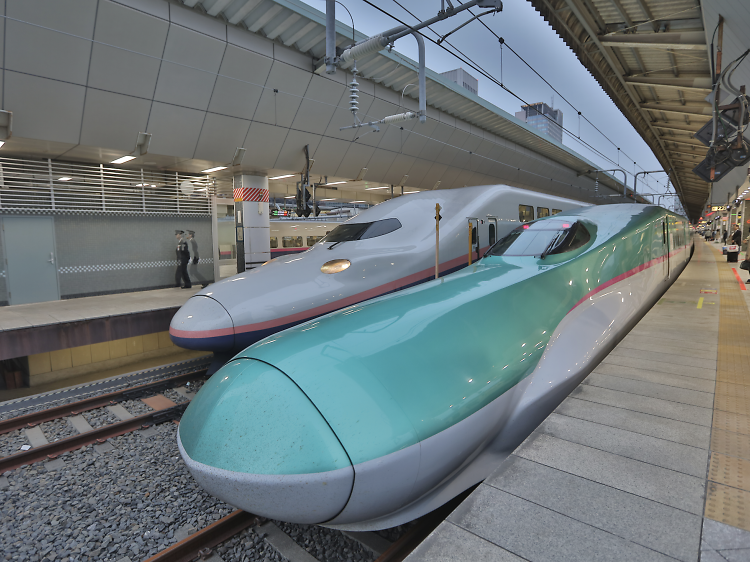 Best discount train deals and rail passes for trips from Tokyo