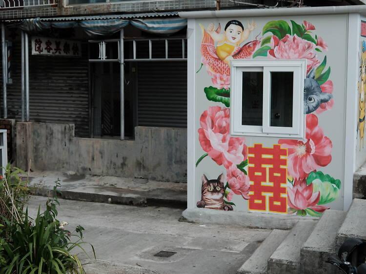 Kam Tin Mural Village
