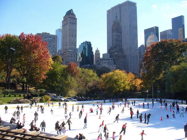 Central Park. Nueva York