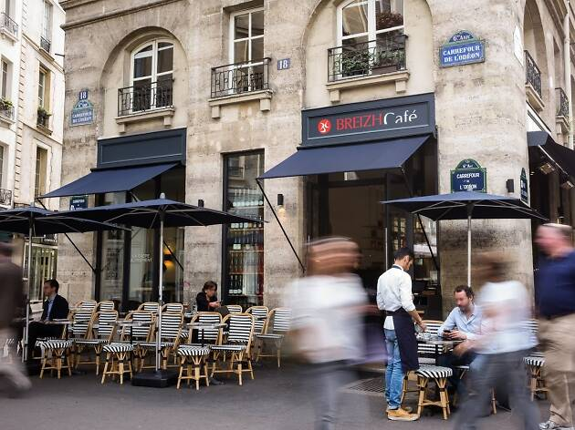 © Breizh Café Odéon / Julien Autier