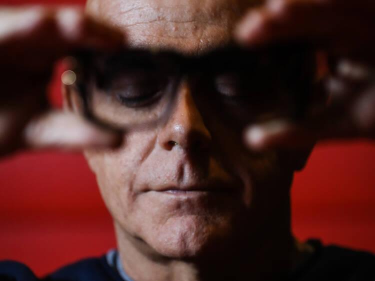 """Pedro Abrunhosa: """"Um disco é um processo dialéctico, de dúvida do princípio ao fim"""""""
