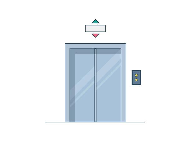 Lift graphic