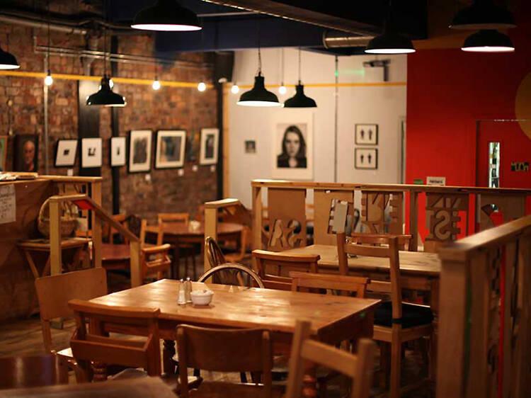 The Glad Café