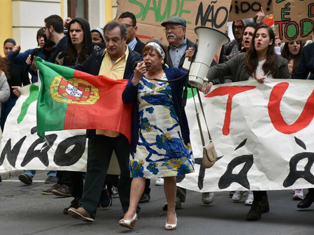 Portugal Não Está à Venda