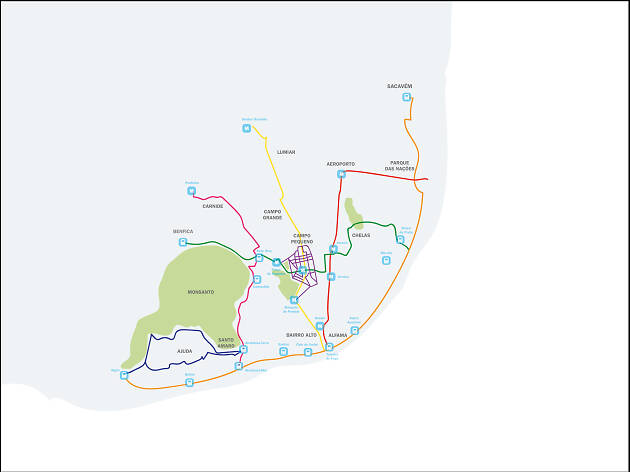 Lisboa Vai Ter 200 Km De Ciclovia Veja Como Ficara A Rede Ate 2021