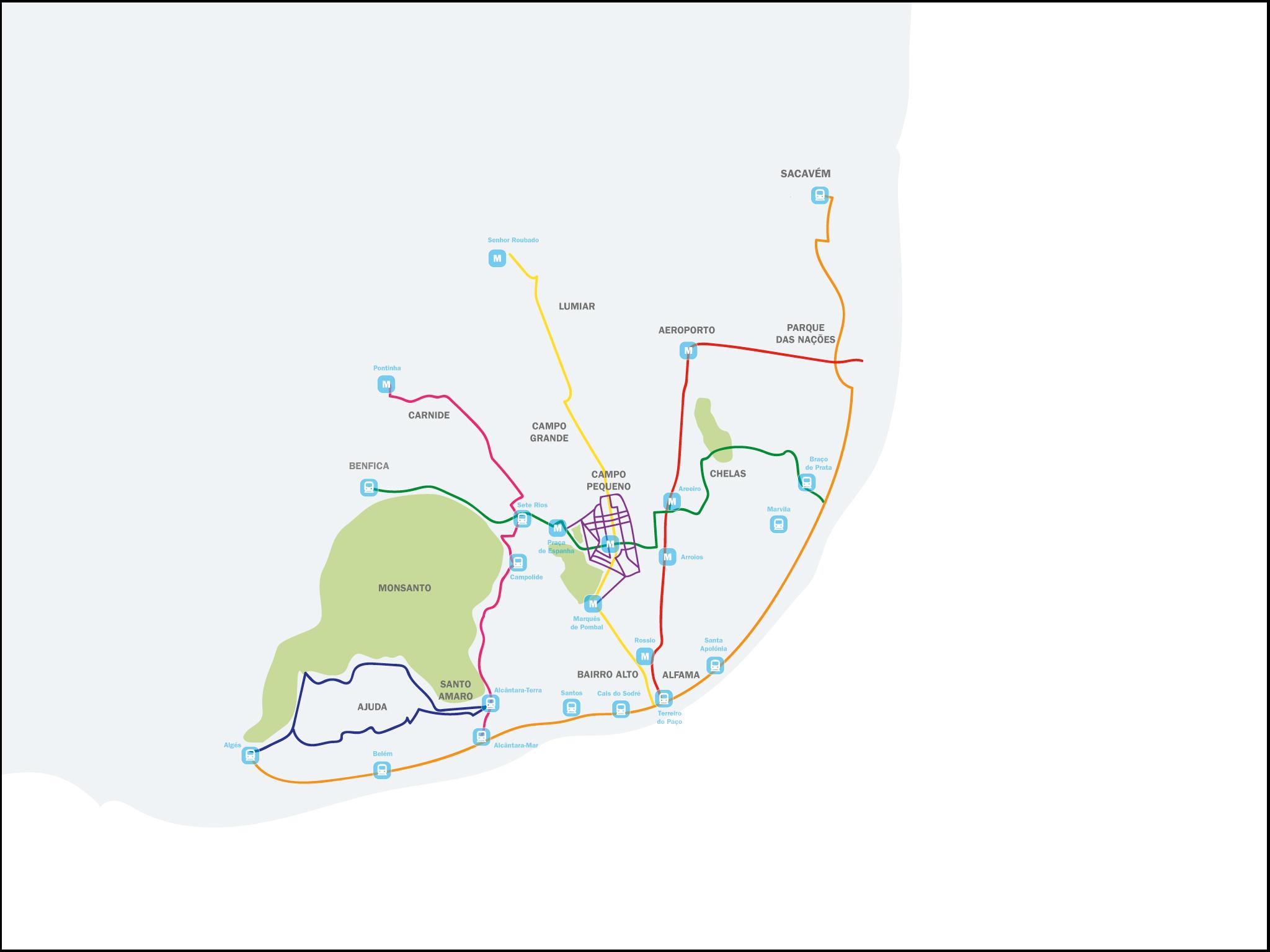Lisboa vai ter 200 quilómetros de ciclovia