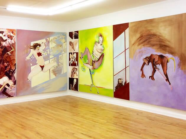 Mitchell Algus Gallery