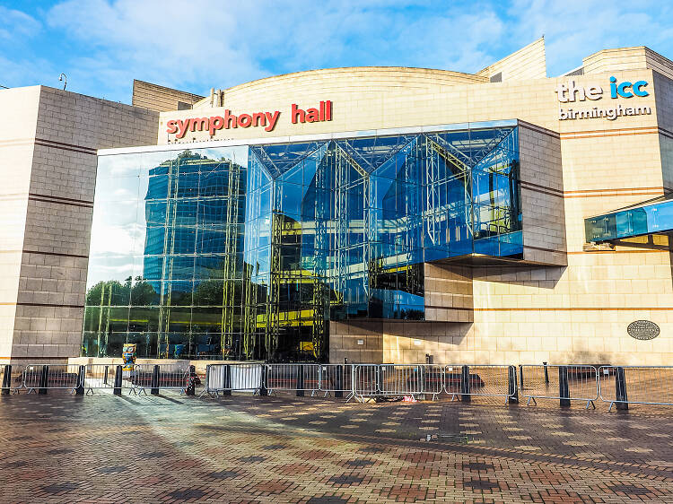Treat your ears to a concert at Symphony Hall