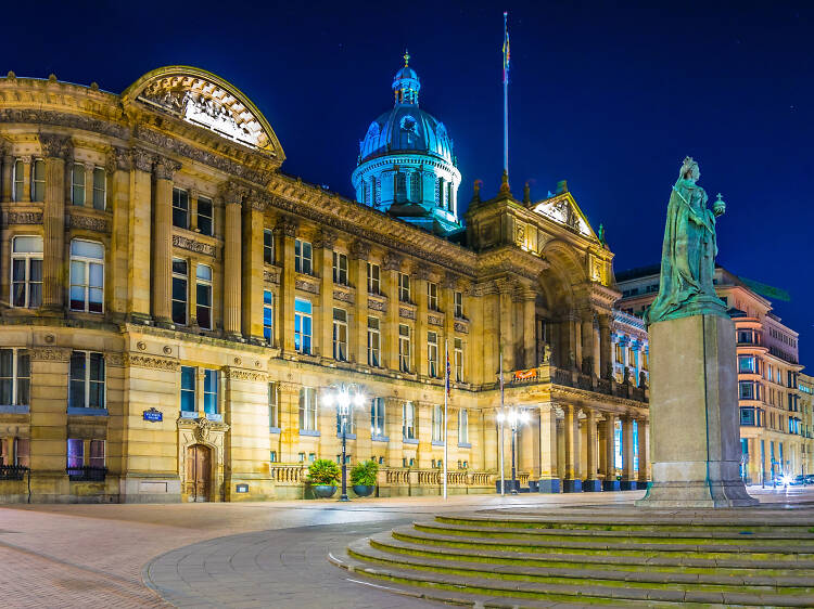 Discover the treasures of Birmingham Museum and Art Gallery