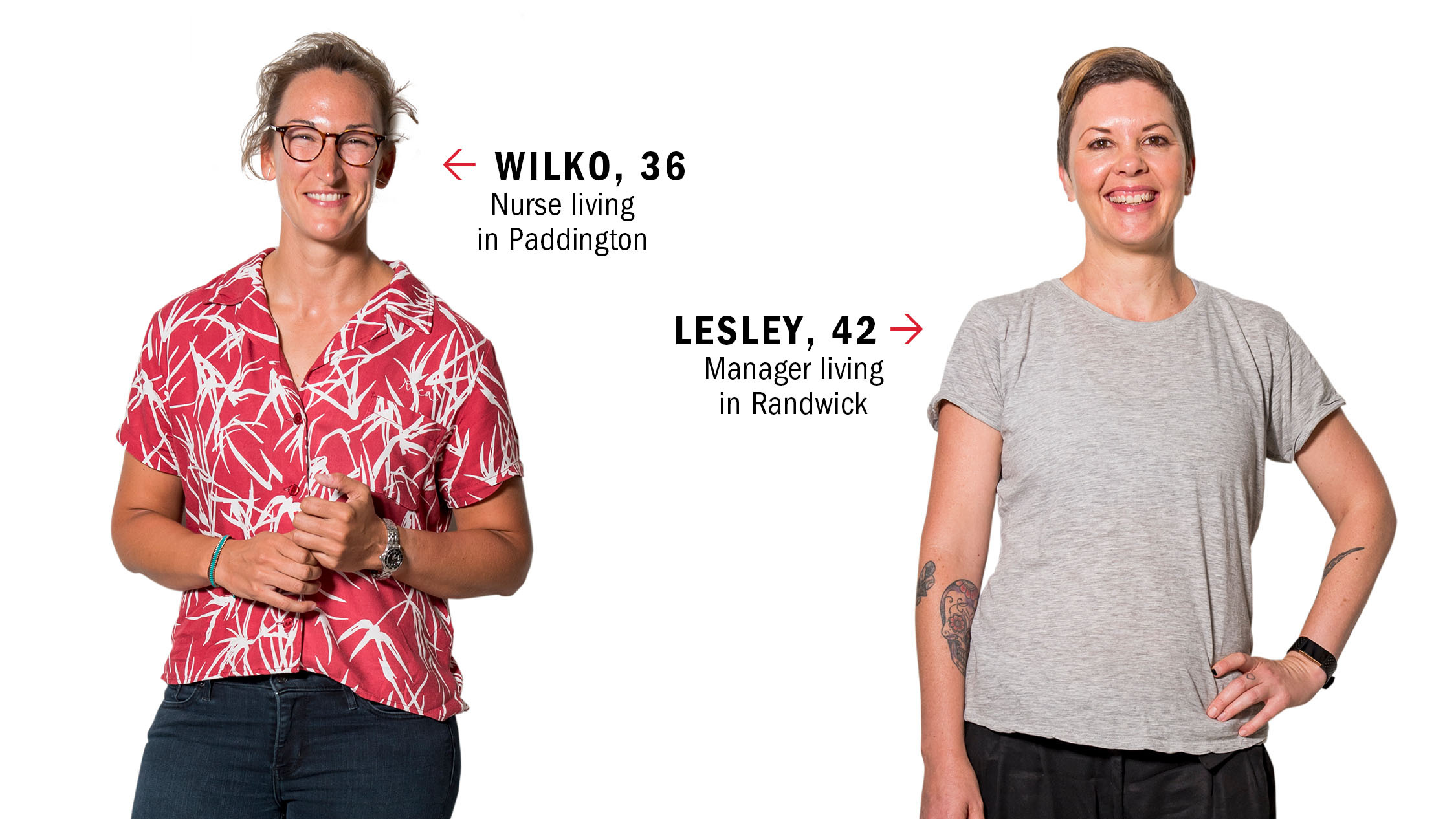 Dating IRL: Wilko and Lesley